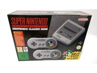 Brand New Super Nintendo Mini - Classic Mini Snes! Sold Out Everywhere!