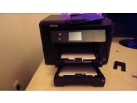 EPSON WORKFORCE WF-3540DTWF mint condition