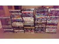 140+ Various DVDs