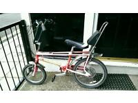 Raleigh chopper mark lol in good condition