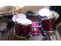 Session pro drum set