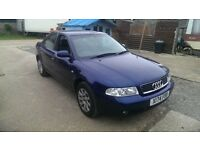 AUDI A4 1.9TDI cheap and cheerful!