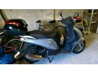 Honda PSI 125cc