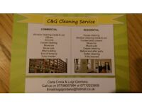 C&G CLEANING SERVICES