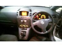 Vauxhall Zafira 1.9 cdti, new mot, good condition