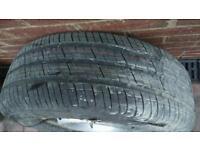 Tyres...Mercedes Sprinter or VW Crafter
