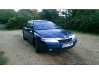 2004 renault laguna 1.8 petrol swap for bike