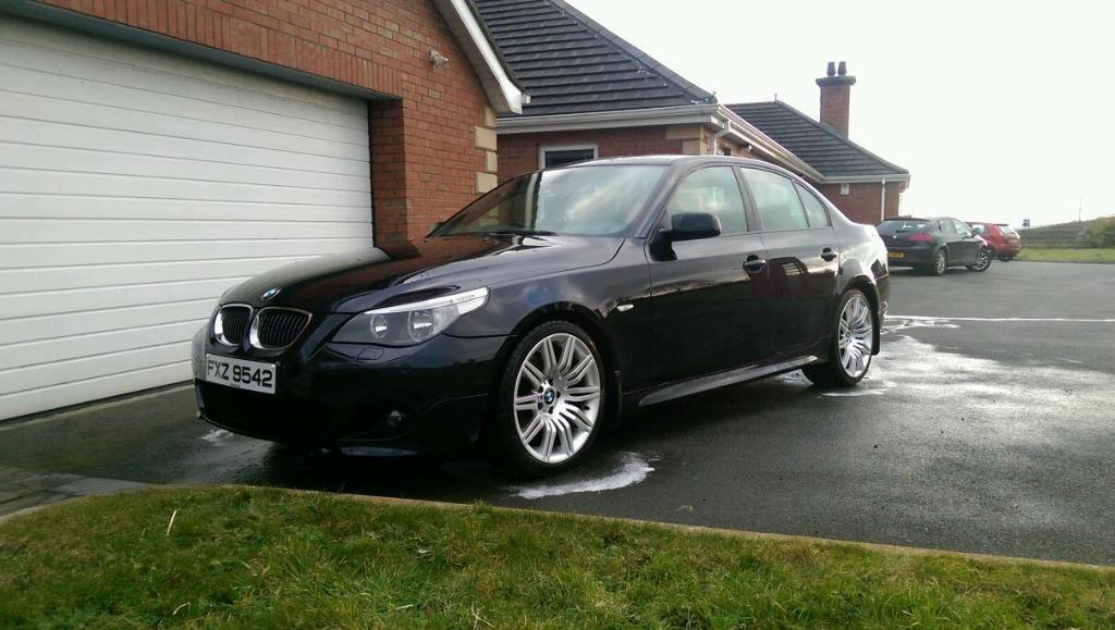 Bmw 530i m sport e60 2006 fsh low miles  in Newcastle County