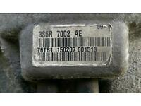 Ford Ka gearbox
