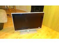 "21"" LCD TV slightly used"