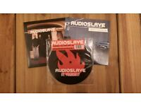 "Audioslave 'Be Yourself' 'Doesn't Remind Me' & 'Original Fire' 7"" Vinyl Singles Collection"