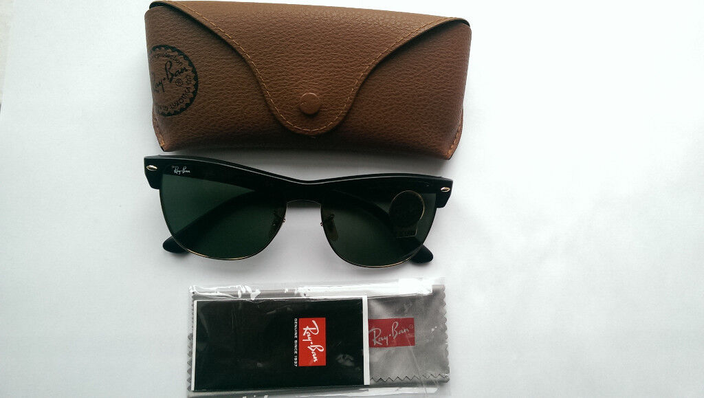 0a65d12228241 ... italy ray ban clubmaster oversized rb4175 877 3n sunglasses 24a22 671c1
