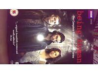 Various Dvd boxsets