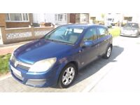 Vauxhall Astra CDTI Diesel 2005 Very Good Condition £799.00 ONO