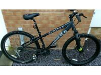 "X Rated 18 speed 14"" Mountain Bike ***free delivery***(check the description)"