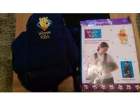 New Tommie tippee double hugger Winnie the pooh baby carrier.
