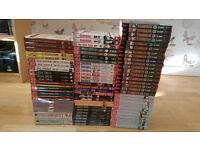 Manga Collection 132 Graphic Novels Books