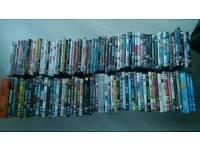 130+ DVD's