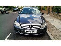 Mercedes-Benz (Mercedes) C200 2010 (60) 2.2 CDI BlueEfficiency Executive SE 4dr