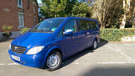 2010 Mercedes-Benz Viano CDI 2.2 Trend, 8 Seater MPV Extra Long 6 Speed Manual