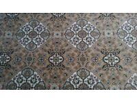 BRAND NEW Wilton carpet (ONO)