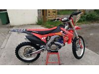 immaculate 2015 crf 450