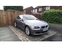 BMW 3 SERIES 3.0 330d Coupe 2dr