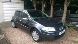 Renault Megane 1.4 Dynamique with 10 Months MOT and fresh service
