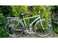 Mens Claud Butler hybrid bike ..Can deliver