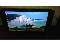 "40"" touch screen monitor, NEC, HDMI"