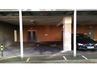 Birmingham City Centre Park Central Private Sheltered Car (Extra Width) Parking Space