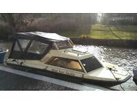Boat - Shetland Cadet