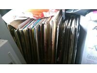Vinyl collection for sale- hundreds of classic jungle, d&b, house, garage, dubstep