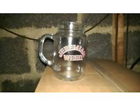 Jeremiah Weed drinking glasses