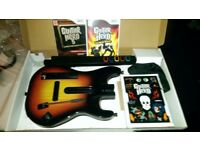 Guitar Hero for Wii - Two Guitars and Three Games Included