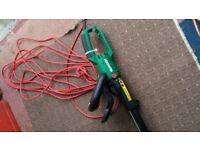 QUALCAST electric hedge trimmers
