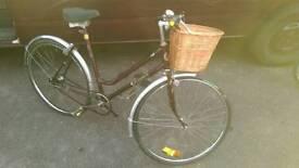 Ladies Town bike £65