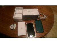 Iphone 4 16gb, unlocked, black