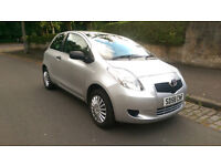 TOYOTA YARIS 2008, 12 MONTHS MOT, FULL SERVICE HISTORY, LOW MILEAGE , 2 KEYS , IMMACULATE