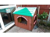 Outdoor playhouse - £5 no offers