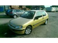 RE-LI-A-BLE & LOW LOW MILEAGE - Peugeot 106 - Great First Car