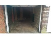 SINGLE GARAGE available for storage | Manor Park (E7)