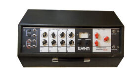 Rare Watkins WEM FR30 Reverberation Amplifier All Valve PA Mixing Amp Head Circa Early '60s