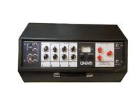 Rare Watkins WEM FR30 Reverberation Amplifier All Valve PA Mixing Amp Head Circa Early '60s