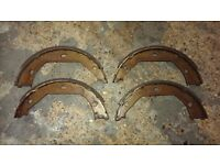 BMW E39 Handbrake Shoes. Pagid new. £18