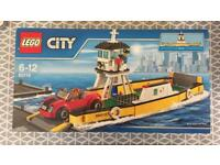 Lego 60119 Ferry BRAND NEW SEALED