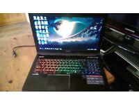 MSI GE62 2QD APACHE i7 Gaming series laptop