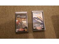 2 PSP games