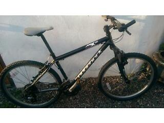 "Ridgeback MX2 Terrain 21 speed Mountain Bike. 17"" aluminium frame. VGC"