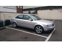 2003 Audi a4 fsi sport, SWAP?? lots of history, long mot, bargain!!!